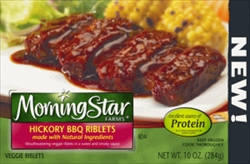 veg morning star bbq How A Vegetarian Mom Coped With Her Meat Eating Kids