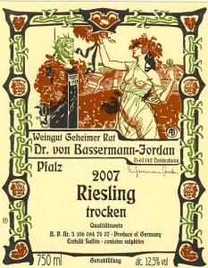 basserman jordan trocken 2007 label