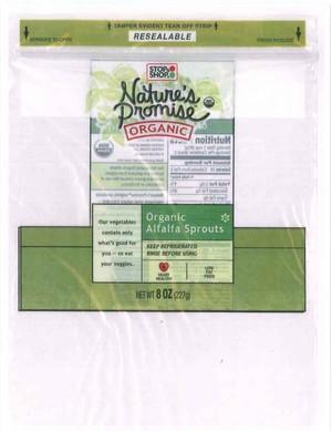 Contaminated Alfalfa