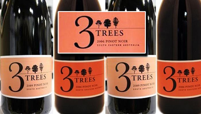 3 Trees Pinot Noir 2009