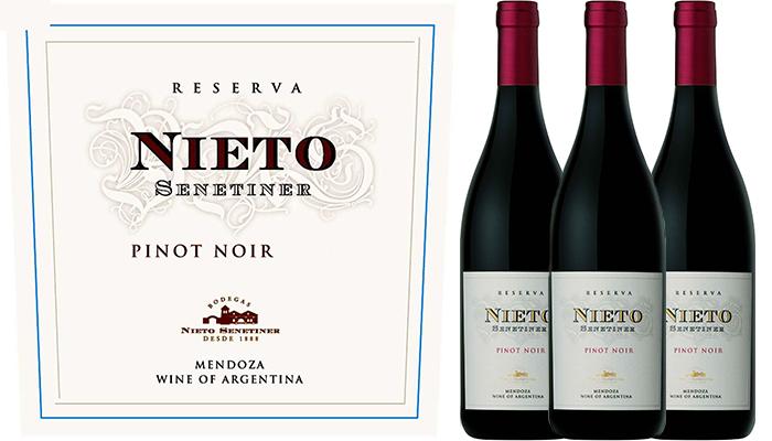 Bodegas Nieto Senetiner Reserva Pinot Noir 2009