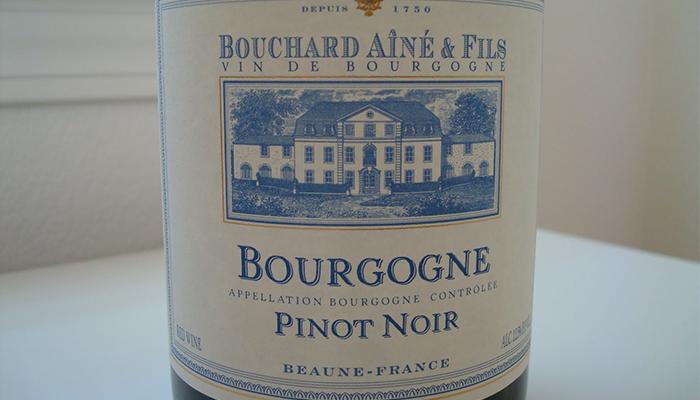 Bouchard Aine & Fils Bourgogne Pinot Noir 2009
