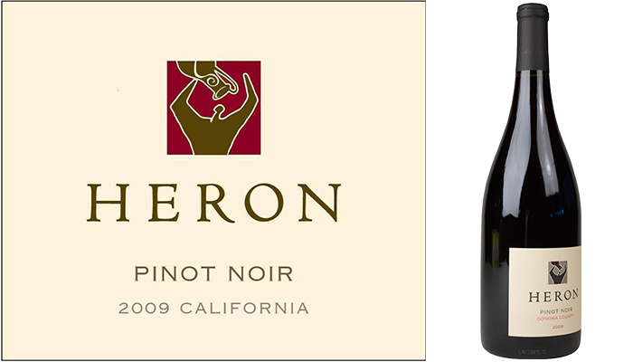 Heron Pinot Noir 2009
