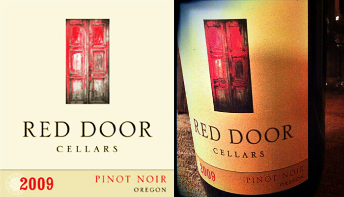 Red Door Pinot Noir 2009