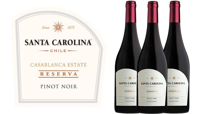 Santa Carolina Reserva Pinot Noir 2009