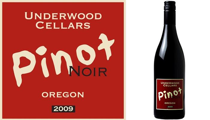 Underwood Cellars Pinot Noir 2009