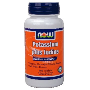 Potassium Iodine Tablets
