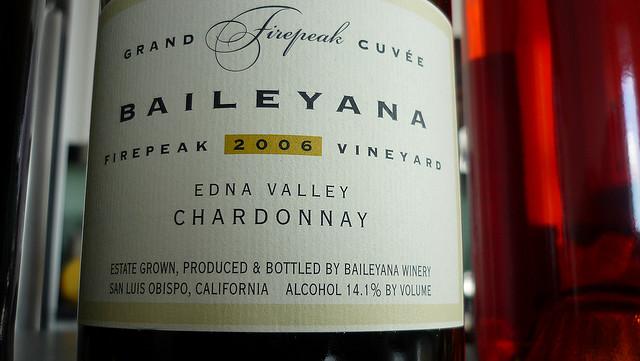 California Chardonnay