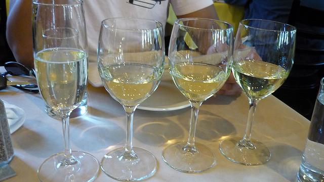 Chardonnay Flight