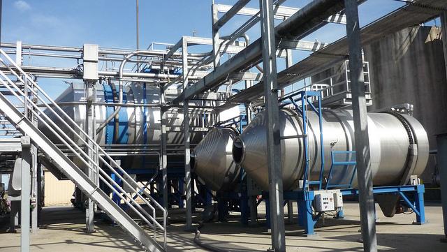 Stainless Steel Fermentation