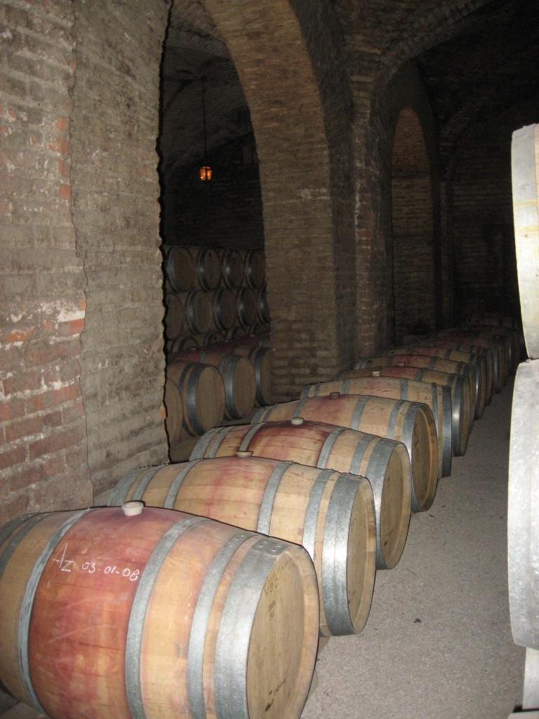 Wine Ageing Barrels