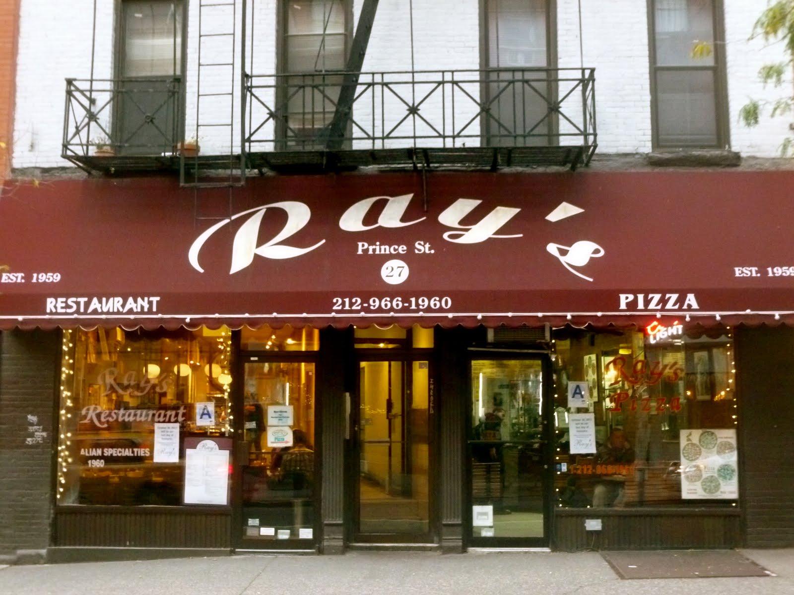 Original Rays Prince Street