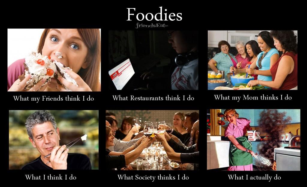 Foodie Meme