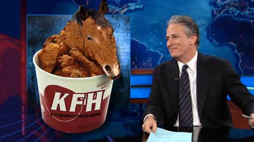 KFC horsemeat