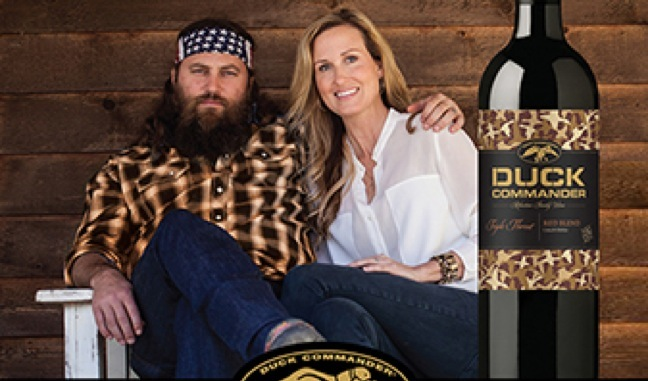 Duck Dynasty Wines
