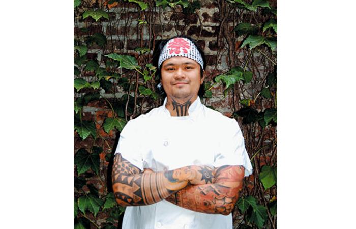Chef Daniel Parilla