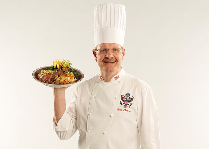 Chef John Moeller