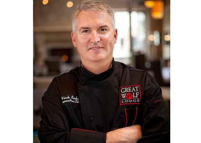 Chef Nick Baker