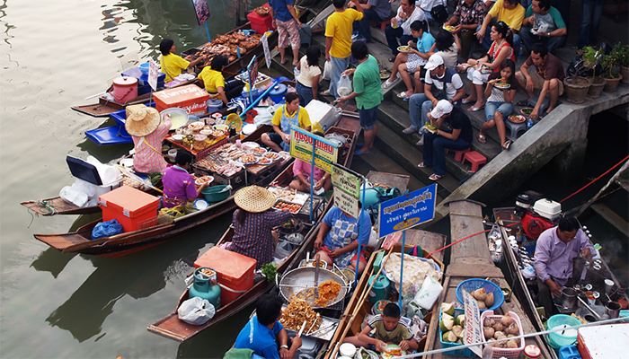 Amphawa-(Floating-Market)
