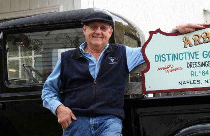Arbor Hill Winery Owner John Brahm