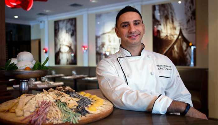 Chef Marco Chirico