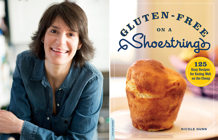 Nicole Hunn - Gluten-Free on a Shoestring
