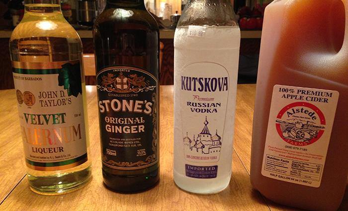 apple-cider-martini-liquor-ingredients