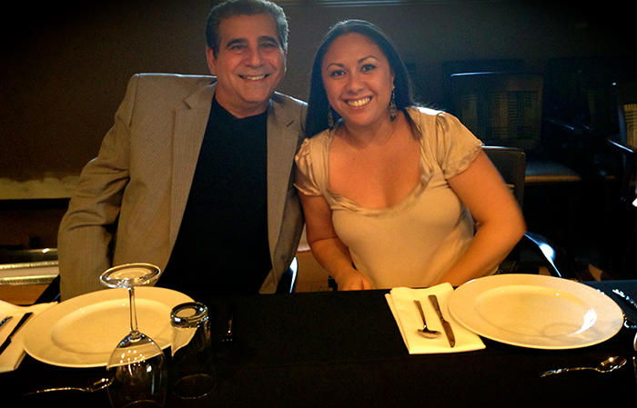 monique-with-husband-at-gertrudes-restaurant