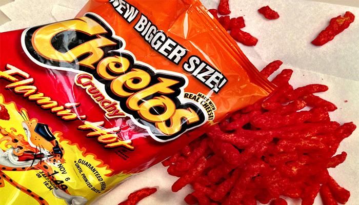 Flamin'-Hot-Cheetos