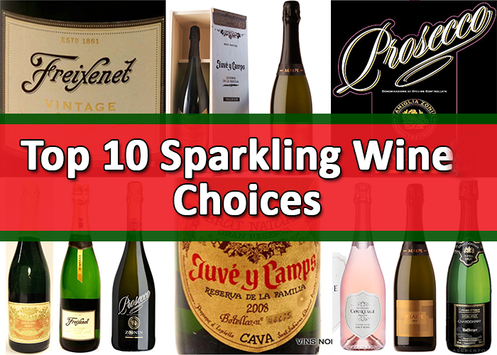 Gayot's-Top-10-Sparkling-Wines-Choices