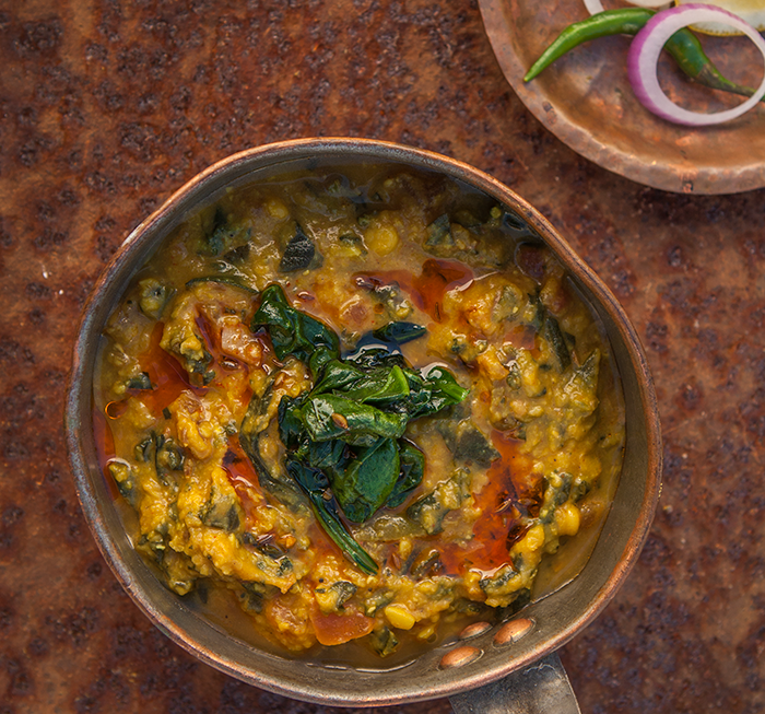 Lentil-&-Spinach-Soup-(Dal-Palak)-by-Chef-Hari-Nayak-of-Dosateria-and-Lassi-Bar