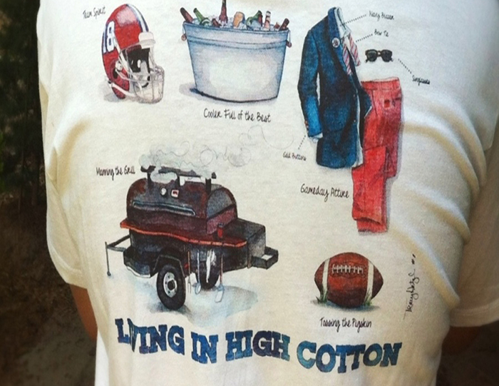 living-in-high-cotton