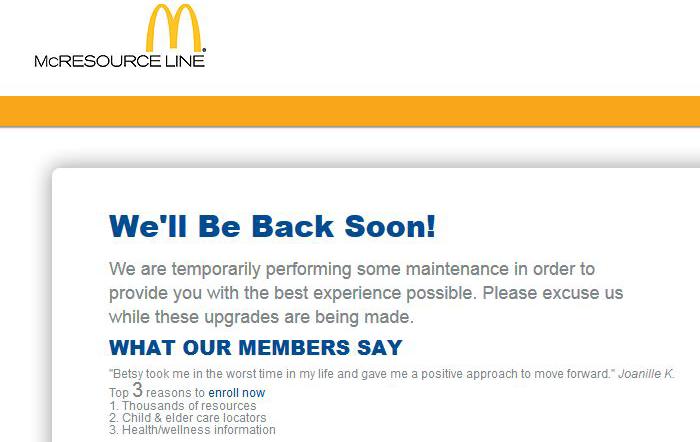 mcresource-website-under maintenance