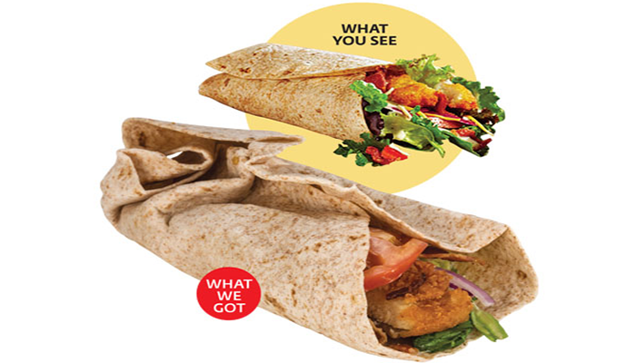 Burger-King-Crispy-Chicken-BLT-Salad-Wraps