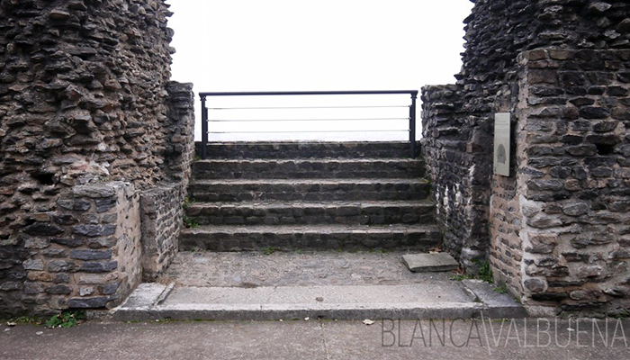 Entrance-to-Gallo-Roman-Theater-Upper-Tier-in-Lugdunum