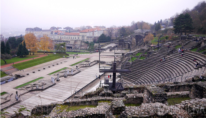 Fourviere-Gallo-Roman-Theater