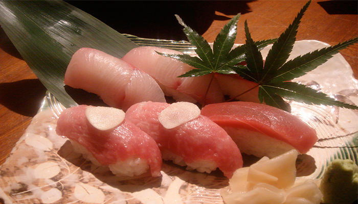 Marijuana-Food-Pairings-with-Sushi