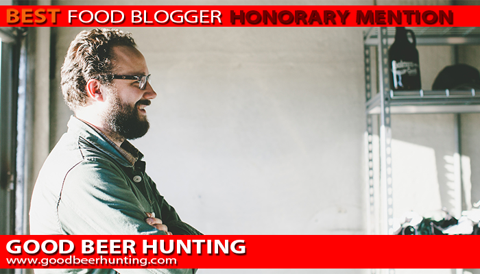 Michael-Kiser-of-Good-Beer-Hunting-FriendsEAT-Best-Food-Blogger-Honorary-Mention
