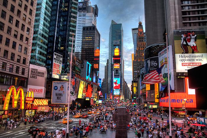 New York City Food Scene